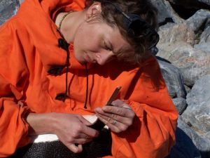 Stephanie Jenouvrier, bióloga do Instituto Oceanográfico Woods Hole