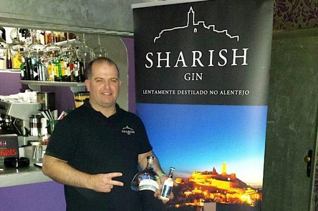 António Cuco aproveitou a tempestade perfeita da sua vida para lançar o Sharish Gin.