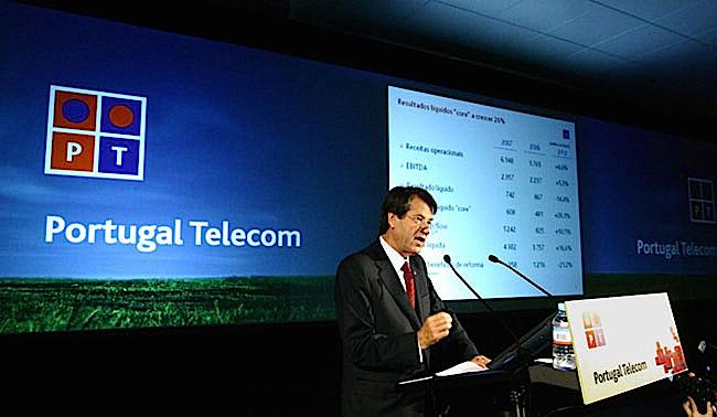 Henrique Granadeiro, 70 anos, ex-presidente Executivo da Portugal Telecom