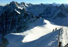 Monte Branco, Chamonix