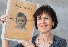 """Hessy Taft, a """"Bebé Ariano Ideal"""" que afinal era judia"""