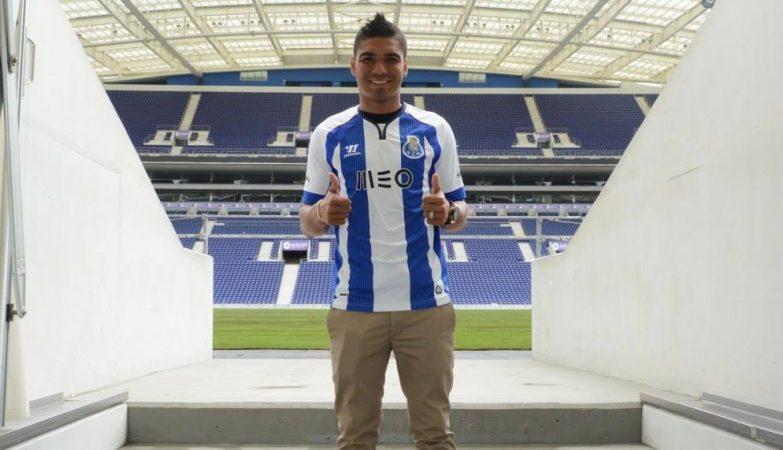 Casemiro emprestado pelo R.Madrid ao FC Porto