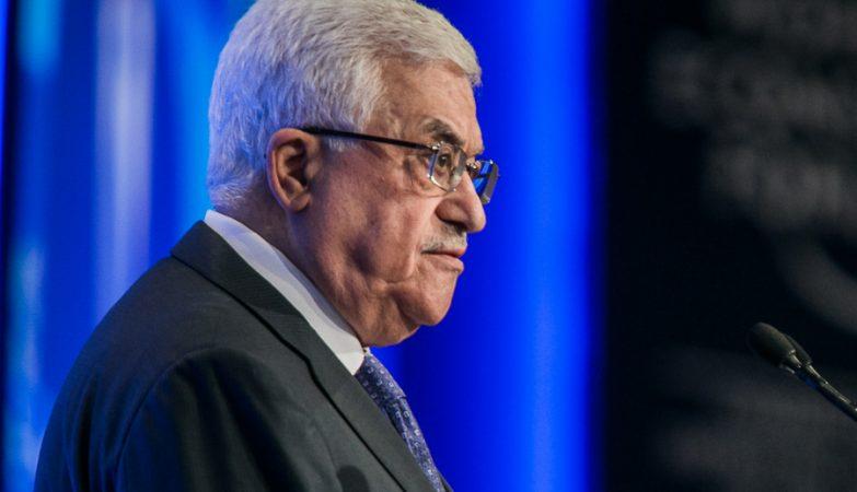 Mahmoud Abbas, presidente da Autoridade Nacional Palestiniana
