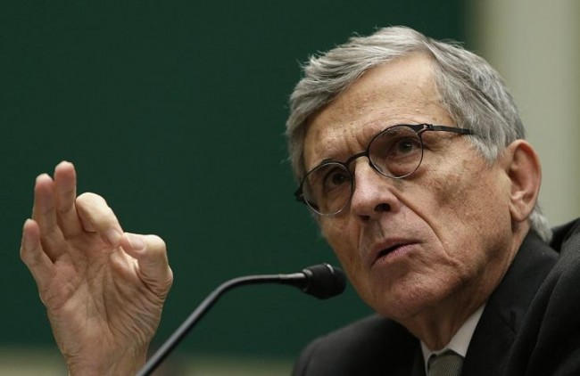 Tom Wheeler, presidente da FCC
