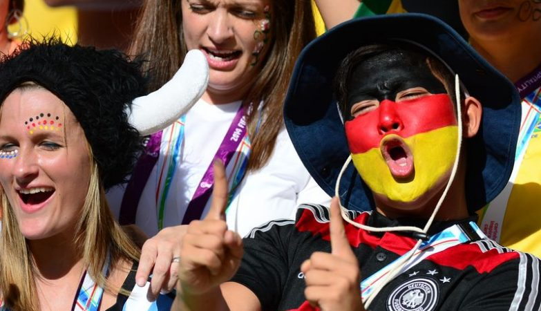 Argentina - Alemanha, final do Mundial 2014
