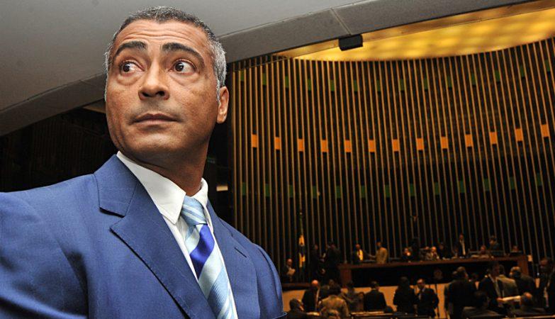 Romário, ex-jogador de futebol e deputado federal