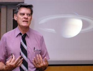 Louis N. Irwin, cientista da da Universidade do Texas em El Paso