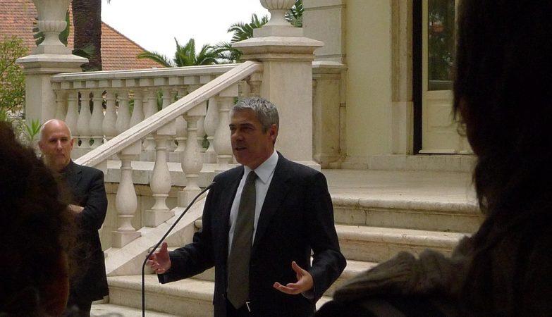 Ex-primeiro ministro e ex-líder do PS, José Sócrates