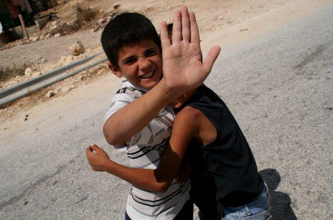 43,4% dos cidadãos da Faixa de Gaza têm menos de 14 anos