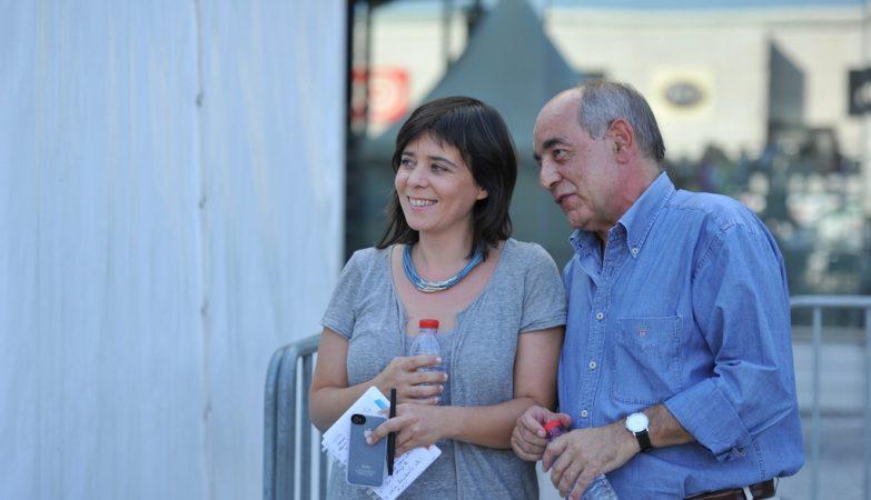 Catarina Martins e João Semedo, líderes do Bloco de Esquerda