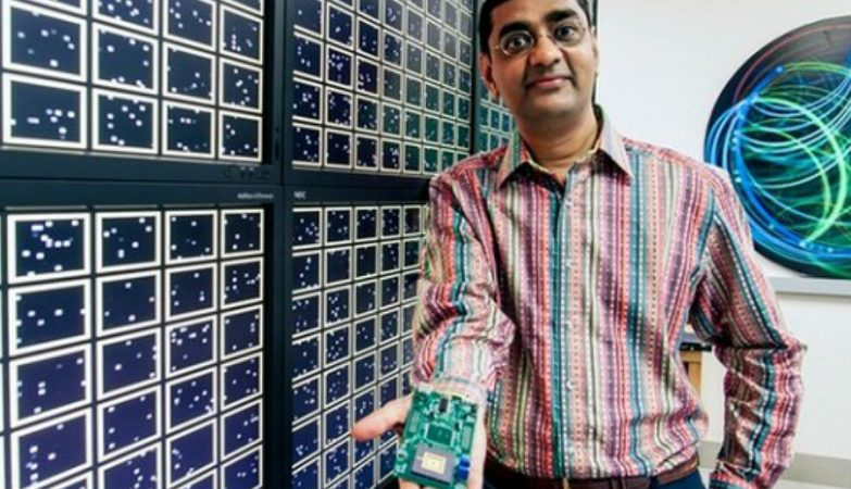 Dharmendra Modha, líder da equipa responsável pelo desenvolvimento do TrueNorth