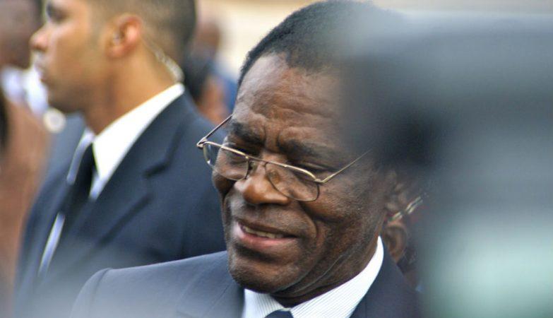 Teodoro Obiang Nguema Mbasogo, Presidente da Guiné Equatorial