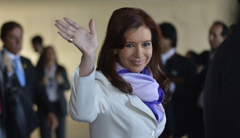 Cristina Kirchner, Presidente da Argentina