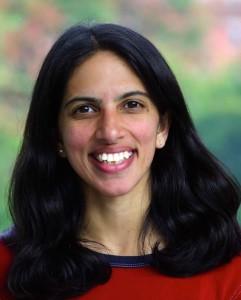 Rodhika Nagpal, investigadora da Escola de Engenharia da Universidade de Harvard