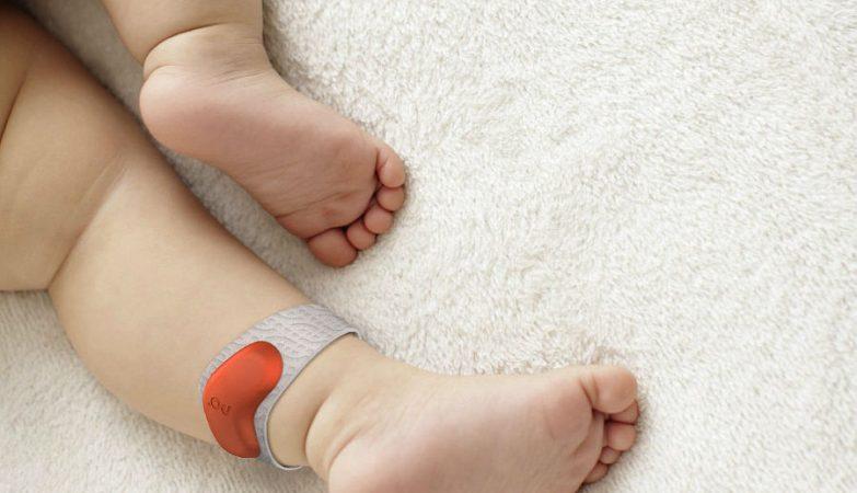 """A moda dos """"wearables"""" chegou ao sono dos bebés, para descanso, ou não, dos pais."""
