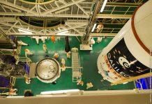 Lançamento dos satélites do sistema Galileo