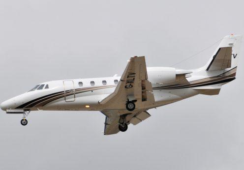 Aeronave Cessna 560XL Citation