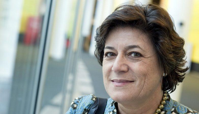 Ana Gomes, euro-deputada do Partido Socialista
