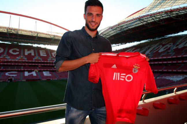 O novo reforço do Benfica. Andreas Samaris