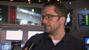 Matt Taylor, astrónomo britânico do projecto Rosetta