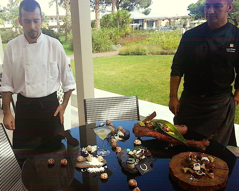 Luís Mourão, chef do Al Químia, a primeira parceria da CaviarBlanc