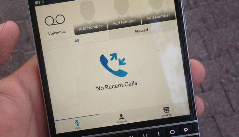 Passport, o novo smartphone da BlackBerry