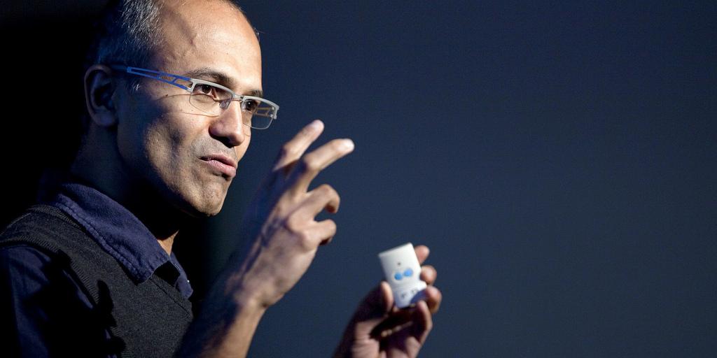 Satya Nadella, CEO daMicrosoft