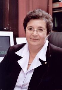 Lyubov Altunina, directora do Instituto de Química do Petróleo de Tomsk