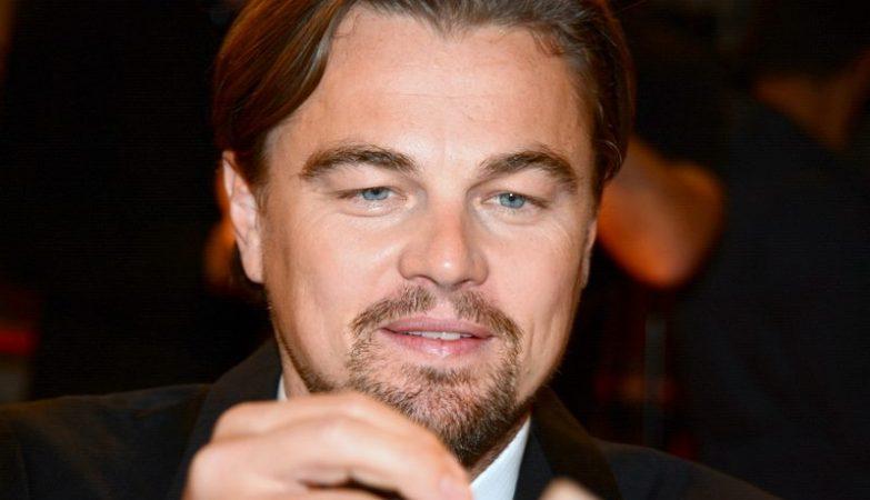"""Leonardo Di Caprio em Paris na estreia de """"The Wolf of Wall Street"""""""