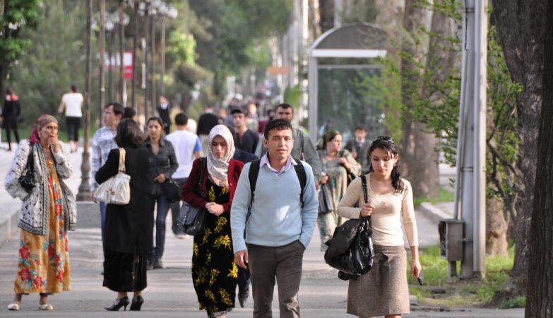 As muitas faces do Tajiquistão