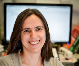 Isaura Simões, do Centro de Neurociências e Biologia Celular (CNC) da UC