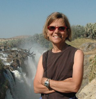 Joan Silk, investigadora da Universidade Estadual do Arizona