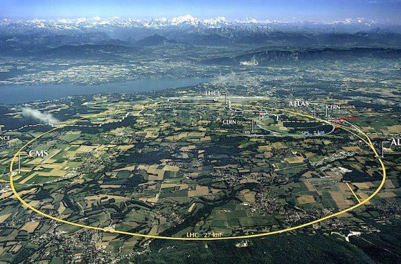 O CERN e o acelerador LHC