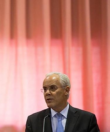 O Ministro da Administração Interna, Miguel Macedo