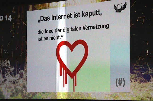 Heartbleed: das internet ist kaputt