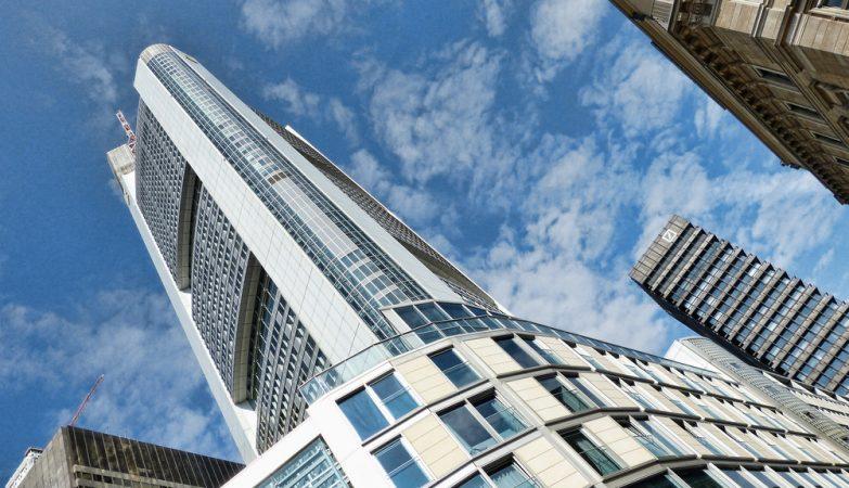 Torre do Commerzbank em Frankfurt