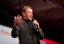 Larry Ellison, CEO a Oracle