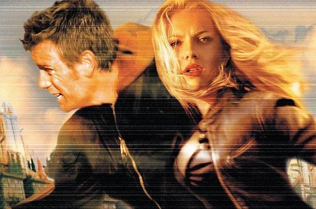 The ISland (2005), de Michael Bay, com Ewan McGregor e Scarlett Johansseon