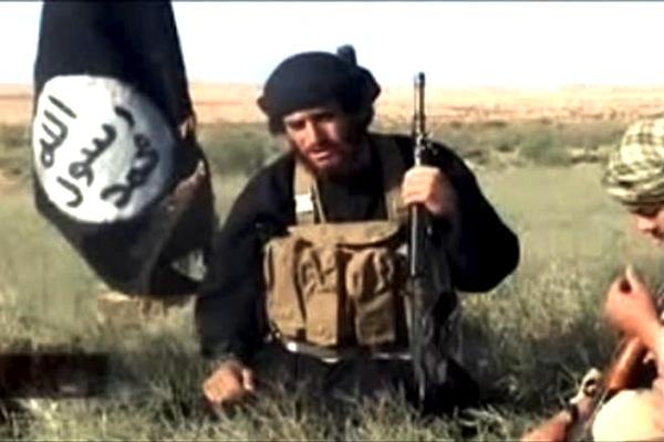 Abu Mohamed al-Adnani, líder do grupo terrorista Estado Islâmico