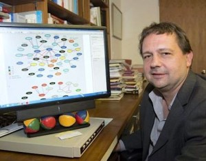 Igor Zwir, investigador da Washington University School of Medicine