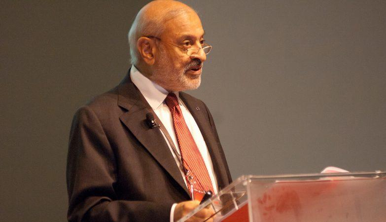 O presidente da direcção da Comunidade Islâmica, Abdool Vakil