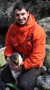 José Xavier, investigador da U.Coimbra e do British Antarctic Survey, é o biólogo marinho português que mais tempo passou na Antárctida em investigação.