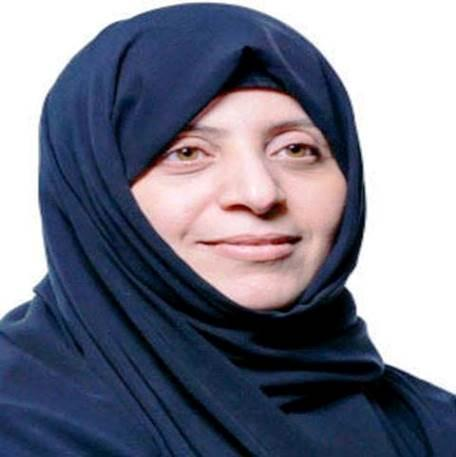 Samira Saleh al-Nuaimi, advogada e activista do Bahrain Center for Human Rights