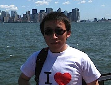 Huan Meng, astrónomo da Universidade do Arizona em Tucson, EUA, autor principal do estudo
