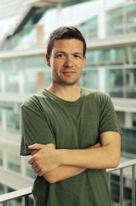 Pedro Carvalho, investigador do Centro de Regulação Genómica de Barcelona