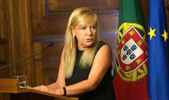 Ministra da Justiça, Paula Teixeira da Cruz
