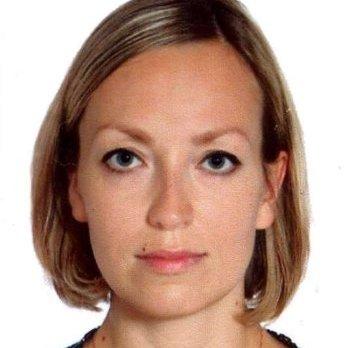Anna Gerasimchuk, investigadora do Instituto Biológico da Universidade Estatal de Tomsk.