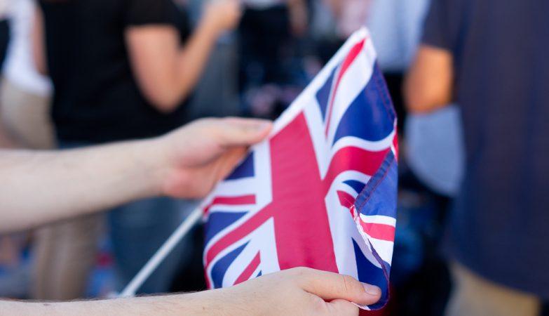 Union Jack, a bandeira do (até agora) Reino Unido
