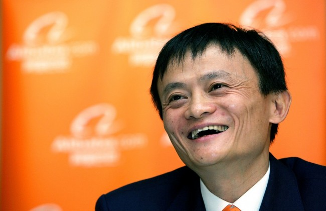 Jack Ma, CEO da AliBaba