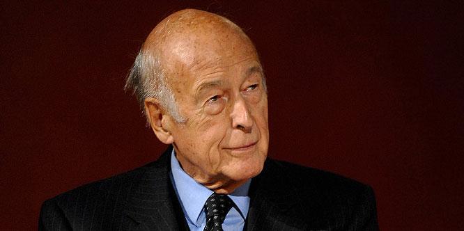 Valéry Giscard d'Estaing, ex-Presidente francês